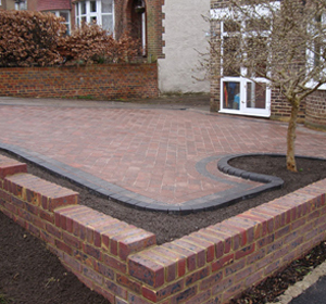 Paved Landscpe Design